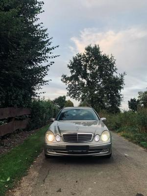 Used Mercedes Benz E-Class